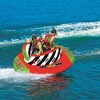 WOW Watersports 2-Person Cyclone Spinner Towable Rotating Boating Tube with Multiple Tow Points and Riding Positions - image 4 of 4