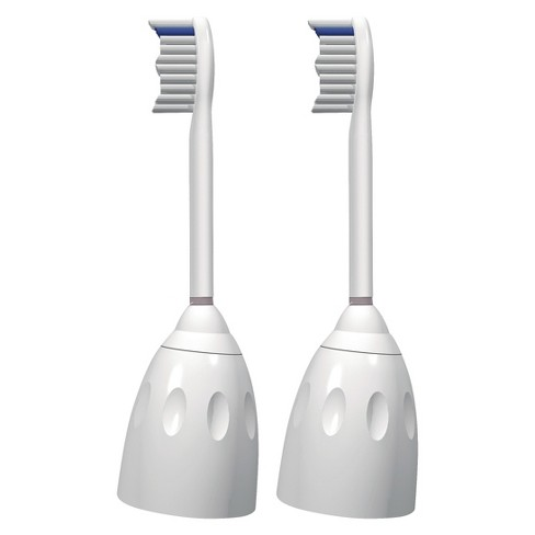 Philips Sonicare™ HX7022/64 e-Series Standard Replacement Brush Head - 2pk - image 1 of 4