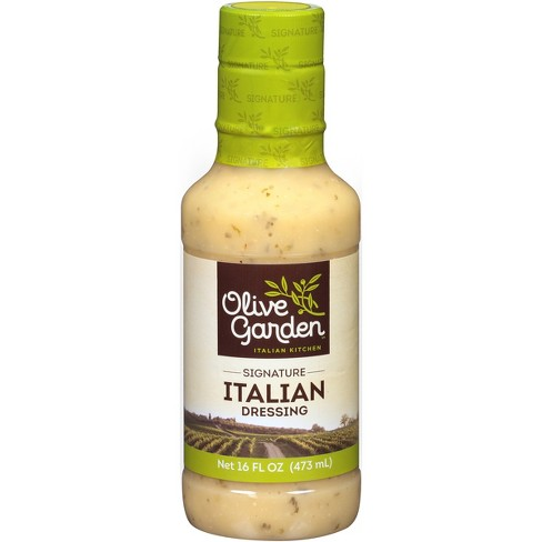 Olive Garden Signature Italian Salad Dressing - 16oz - image 1 of 4
