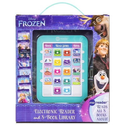 Disney Frozen Electronic Me Reader Story Reader and 8-book Boxed Set