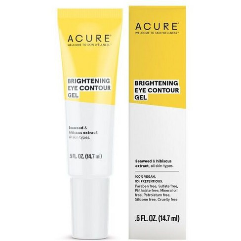 Acure Brilliantly Brightening Eye Contour Gel - .5 fl oz - image 1 of 4