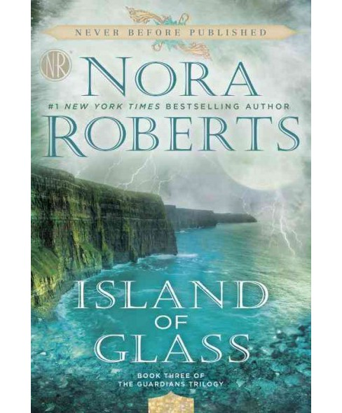 Island of Glass (Paperback) (Nora Roberts) - image 1 of 1
