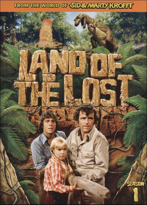 Land of the Lost: Season 1 (3 Discs) (dvd_video) - image 1 of 1