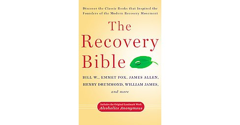 Recovery Bible (Paperback) (Bill W.) - image 1 of 1