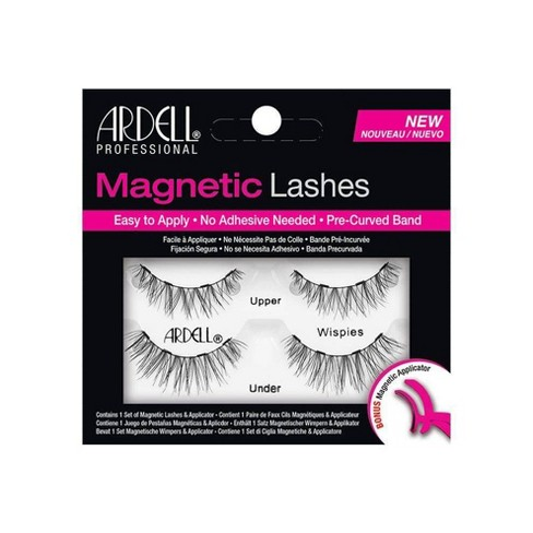 ac535f9d088 Ardell Eyelashes Magnetic Wispies with Applicator - 1Pair. Shop all Ardell