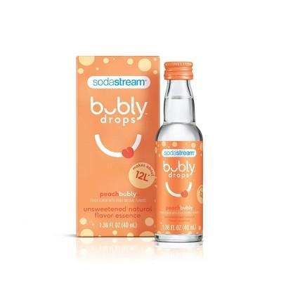 SodaStream Bubly Peach Drops