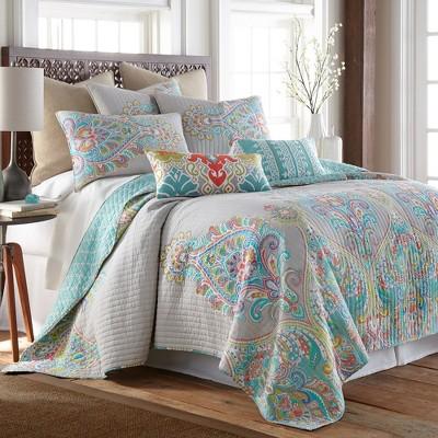 Deniza Quilt and Pillow Sham Set - Levtex Home