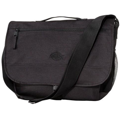 Ies Men S Messenger Bag Black