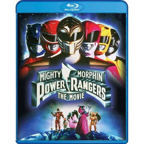 Mighty Morphin Power Rangers: The Movie (Blu-ray) - image 1 of 1