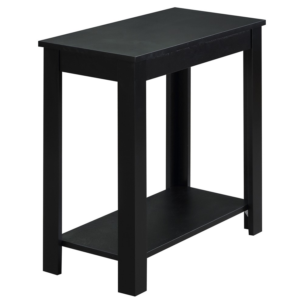 Image of Accent Table Black, accent tables