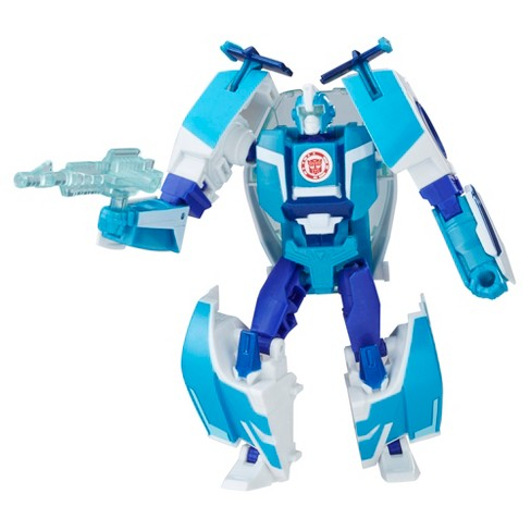 Transformers Robots in Disguise Combiner Force Warriors Class Blurr - image 1 of 9