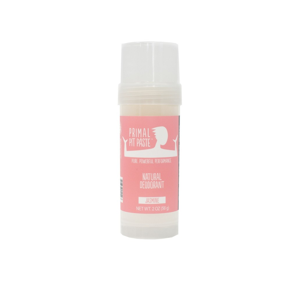 Image of Primal Pit Paste Jasmine Natural Deodorant - 2oz