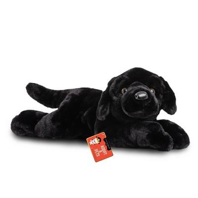 "FAO Schwarz Adopt-A-Pets Labrador 22"" Stuffed Animal with Adoption Certificate"