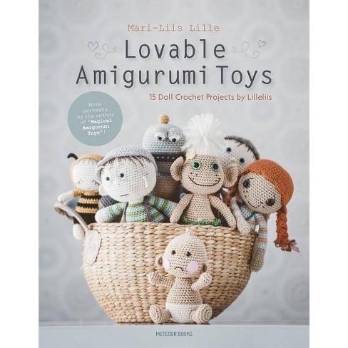 f6300252e0ce Lovable Amigurumi Toys - (Lilleliis) By Mari-Liis Lille (Paperback ...