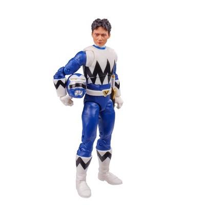 Power Rangers Lightning Collection Lost Galaxy Blue Ranger Figure