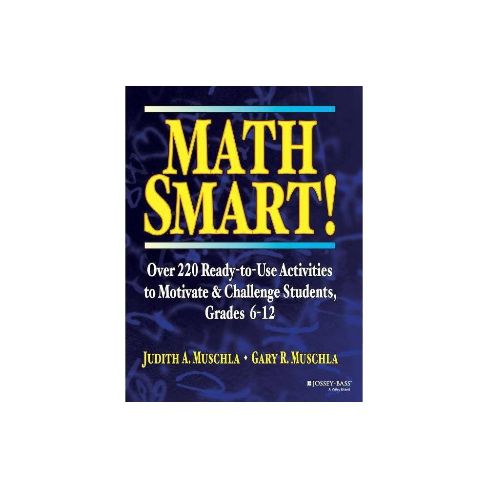 Math Smart By Judith A Muschla Gary Robert Muschla Paperback
