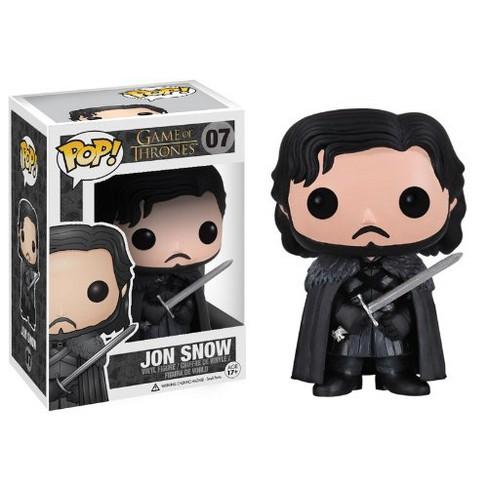 Funko Pop TV: Game of Thrones - Jon Snow Vinyl Figure - image 1 of 1