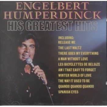 Engelbert Humperdinck - His Greatest Hits (CD)