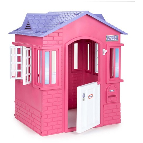 Little Tikes® Princess Cottage™ Playhouse - Pink - image 1 of 3