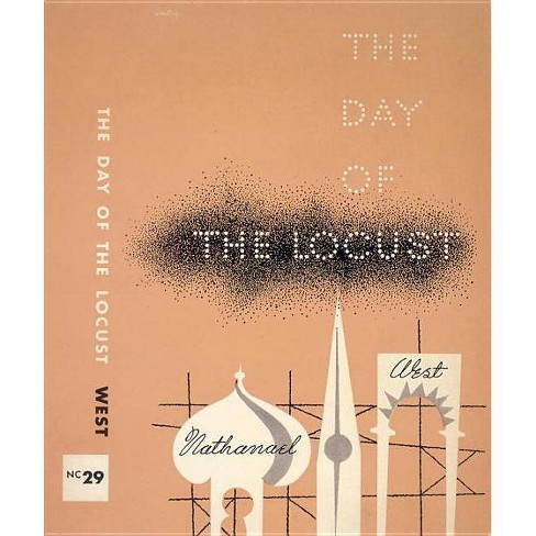 The Day of the Locust - by  Nathanael West (Paperback) - image 1 of 1