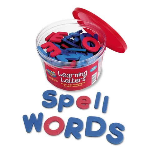 Learning Resources Magnetic Learning Letters - image 1 of 4