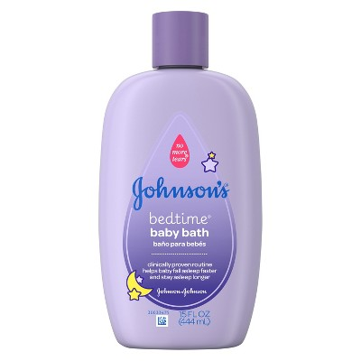 Johnson's Baby Bedtime Bath 15 fl oz