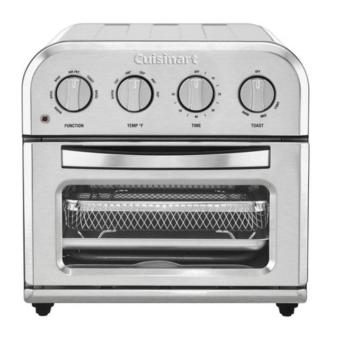 Cuisinart Compact Airfryer Toaster Oven Stainless Steel Toa 28