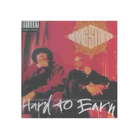Gang Starr - Hard to Earn (CD) - image 1 of 1