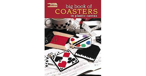 Big Book of Coasters in Plastic Canvas (Paperback) - image 1 of 1