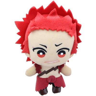 Banpresto My Hero Academia 6.5 Inch Character Plush | Kirishima
