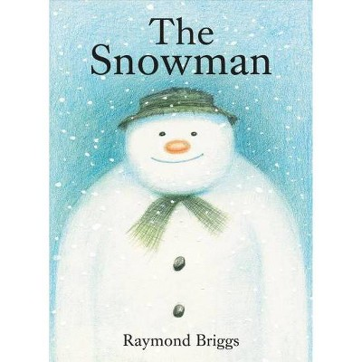 The Snowman Raymond Briggs Book