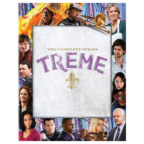 Treme: The Complete Series (Blu-ray) - image 1 of 1