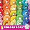 Ceaco Rainbow Donuts Color Story Jigsaw Puzzle - 750pc - image 3 of 3