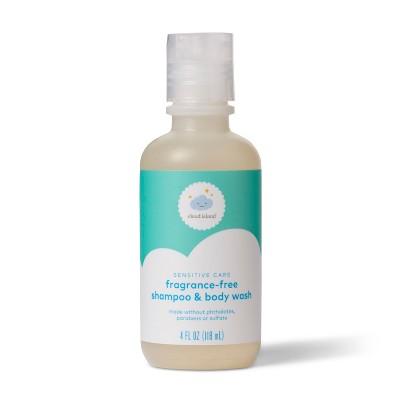 Baby Shampoo: Cloud Island Shampoo & Body Wash