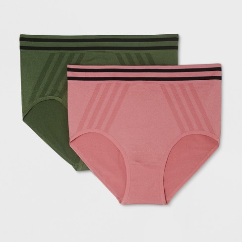 f7dec22a642e Women's Seamless Midrise Bikini - Gilligan & O'Malley™ Holiday Rose ...