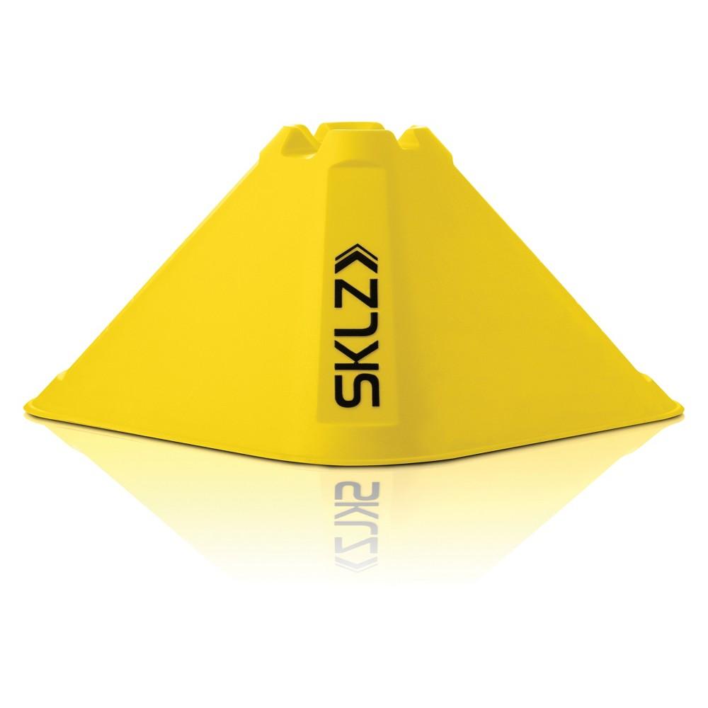Sklz Pro Training 6 Agility Cones - Yellow