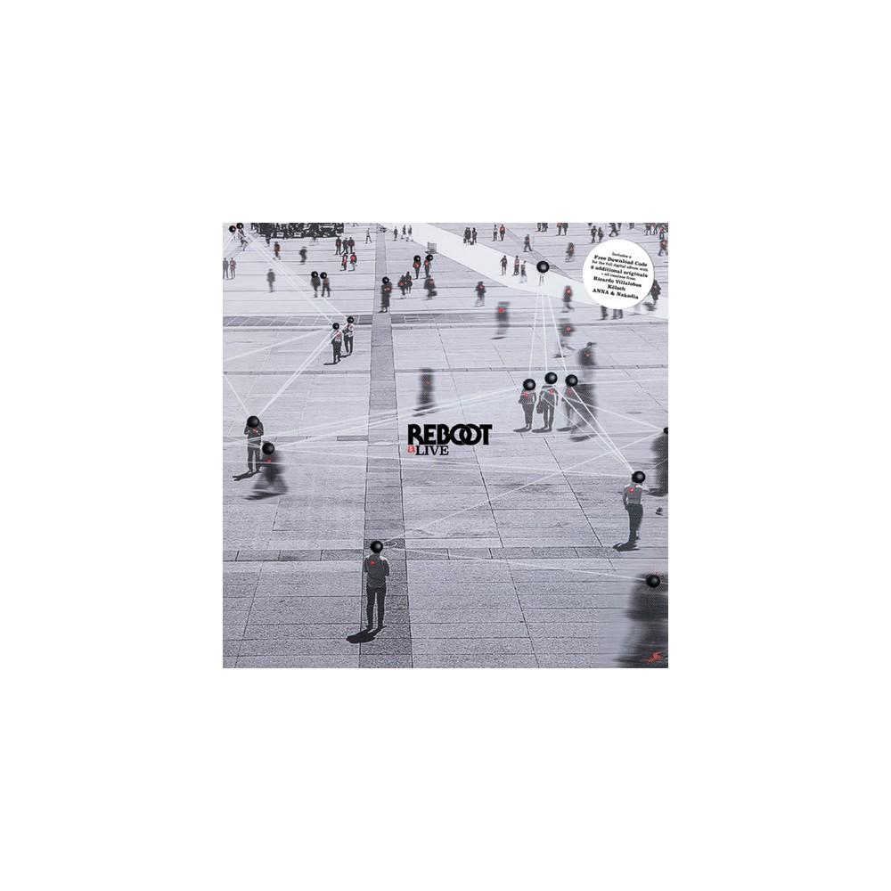 Reboot - Alive (Vinyl), Pop Music