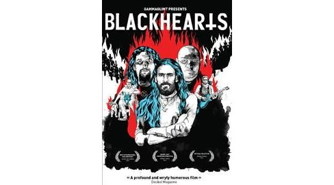 Blackhearts (DVD) - image 1 of 1