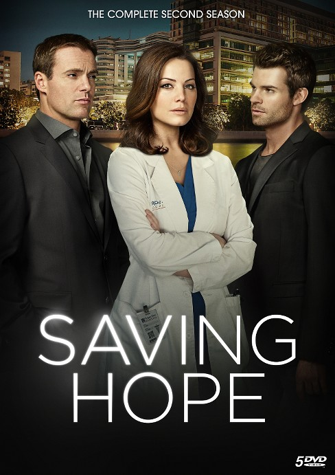 Saving hope:Season 2 (DVD) - image 1 of 1