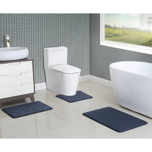 3pc Memory Foam Contour Bath Set - VCNY - image 1 of 2
