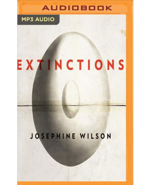 Extinctions -  by Josephine Wilson (MP3-CD) - image 1 of 1