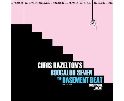 Chris Hazelton - Basement Beat (CD) - image 1 of 1