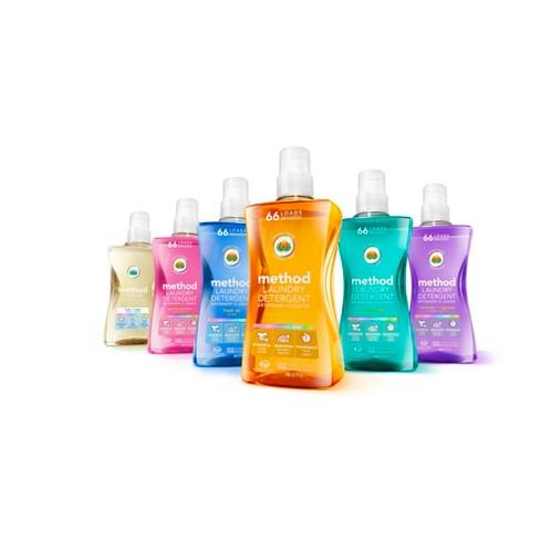 method Ginger Mango Laundry Detergent - 53 5 fl oz