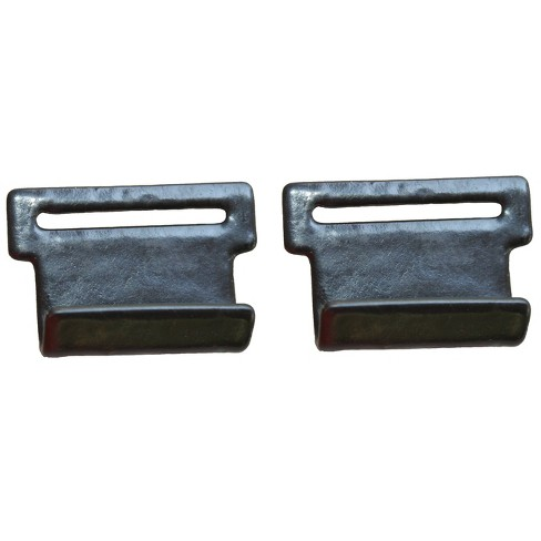 Rightline Gear Replacement Rear Car Clips - Black - image 1 of 4