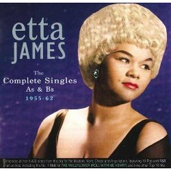 Etta James - Complete Singles As & Bs: 1955-1962 (CD)