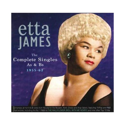 Etta James - Complete Singles As & Bs: 1955-1962 (CD) - image 1 of 1