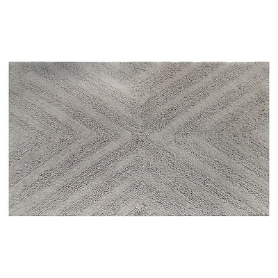 Textured Stripe Bath Rug (20 X34 )Creamy Chai - Project 62™ + Nate Berkus™