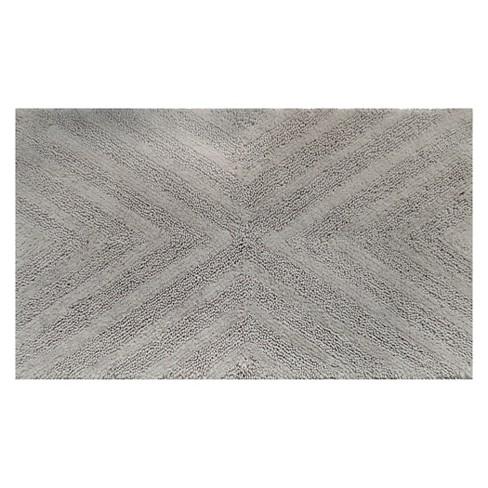 1ceea4facb64 Textured Stripe Bath Rug (20
