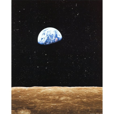 Art.com - Earth Rise From The Moon - image 1 of 2