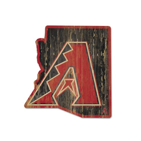 MLB Arizona Diamondbacks Wood State Sign - image 1 of 1